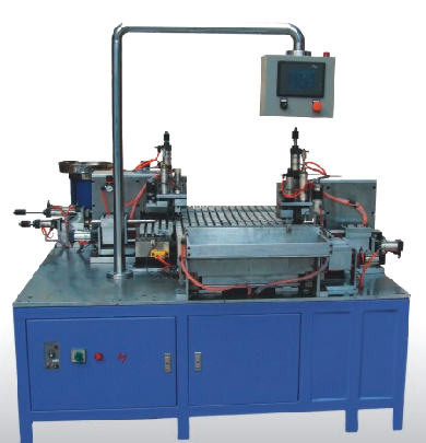 Automatic Coil And Pin Assembling Machine TL -283